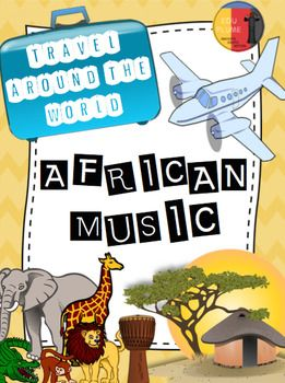 Designed for junior-middle school students, this product contains a student workbook complete with listening examples, performance tasks for an African Folk song, guided listening log activities, listening glyphs and three scaffolded composition tasks to explore various African music characteristics.