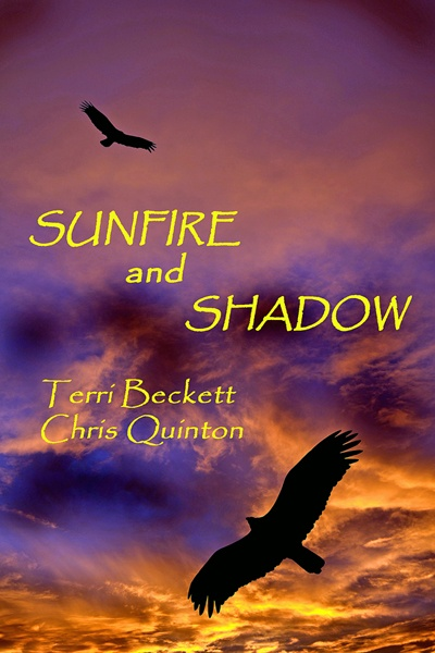 Cover for Sunfire And Shadow, the sequel to Sunfire