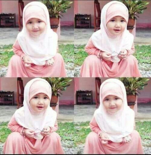 So cute! MashaAllah