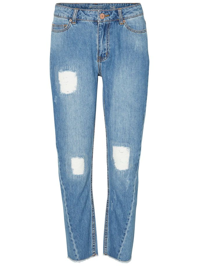 These jeans are ready for some awesome heels