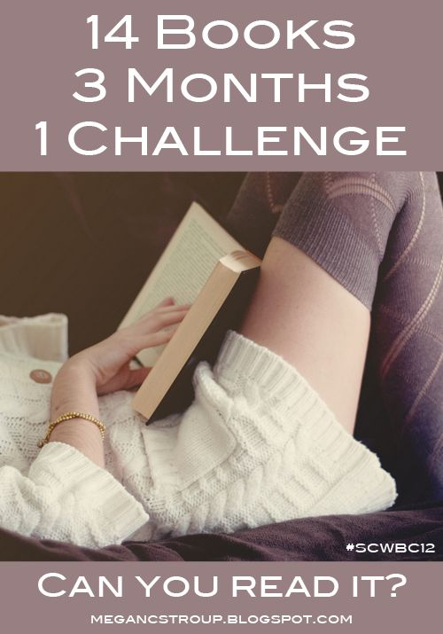 Semi-Charmed Kind of Life: Semi-Charmed Winter 2012 Book Challenge