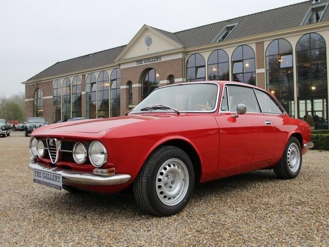 Alfa Romeo, GTV, 1750 Bertone Coupe