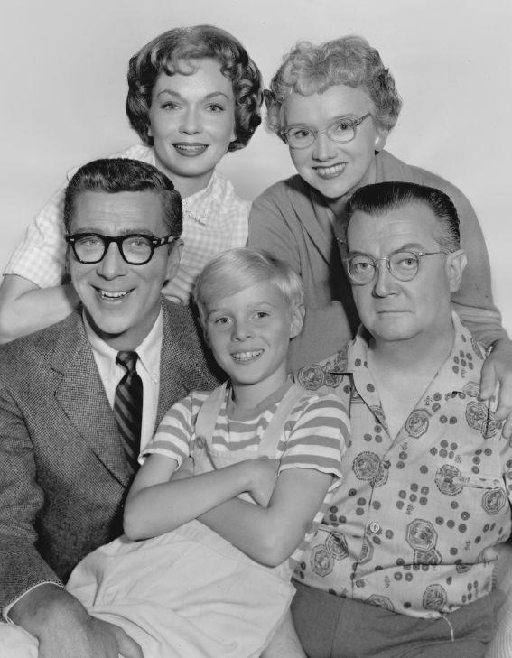 Dennis la minaccia - Cast serie TV 1959