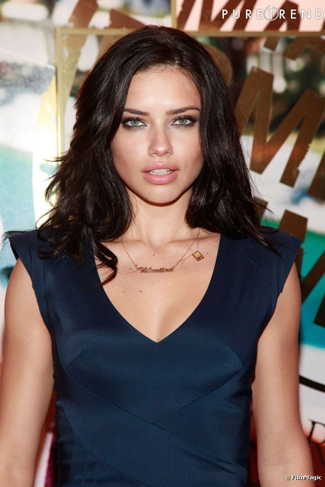 Adriana Lima Beautiful People Pinterest Adriana