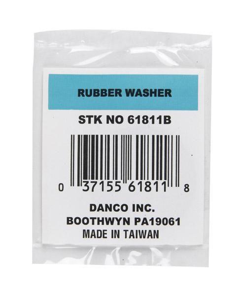 Danco 61811B Flat Washer