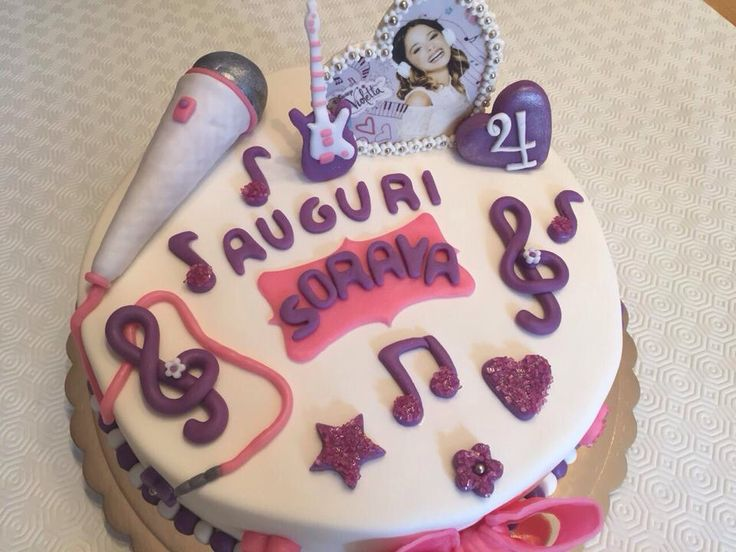 Torta Soraya