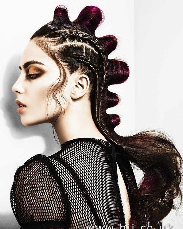 Ashley Haynes & Charlotte Oldfield are finalists in the #BHA2016 Eastern Hairdresser of the Year category. See the full collection on HJi