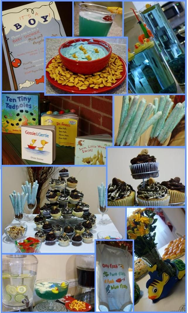 Best 25 fishing baby showers ideas on pinterest baby for Fishing themed baby shower