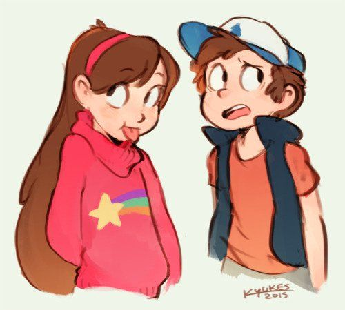 *ON HOLD * Yandere! Dipper Pines x reader x Bill Cipher – Chapter Two