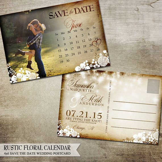 59 Best Images About Save The Dates On Pinterest