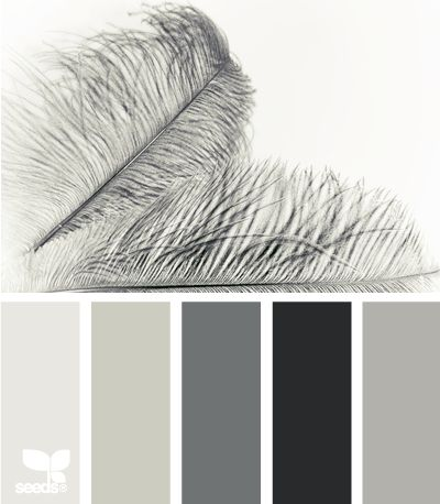 "feathered tones, love this color balance, looks like my painting begins sooner rather than later!  "" have the sandstone version of first color on left, and each sand grit color is in this pallet."" For the kids family room and hallway, it will blend great with our kitchen."