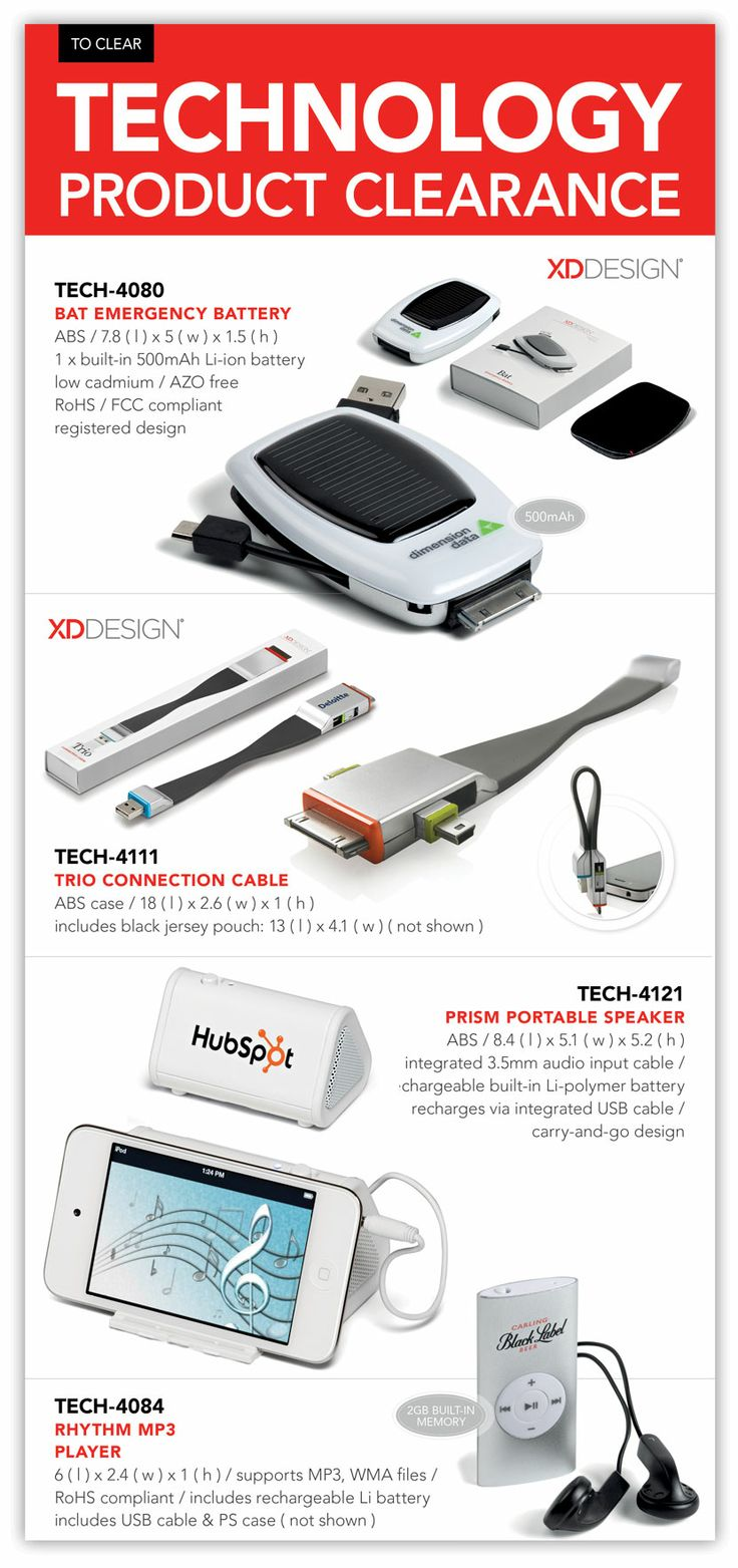 Technology-Product-Clearance