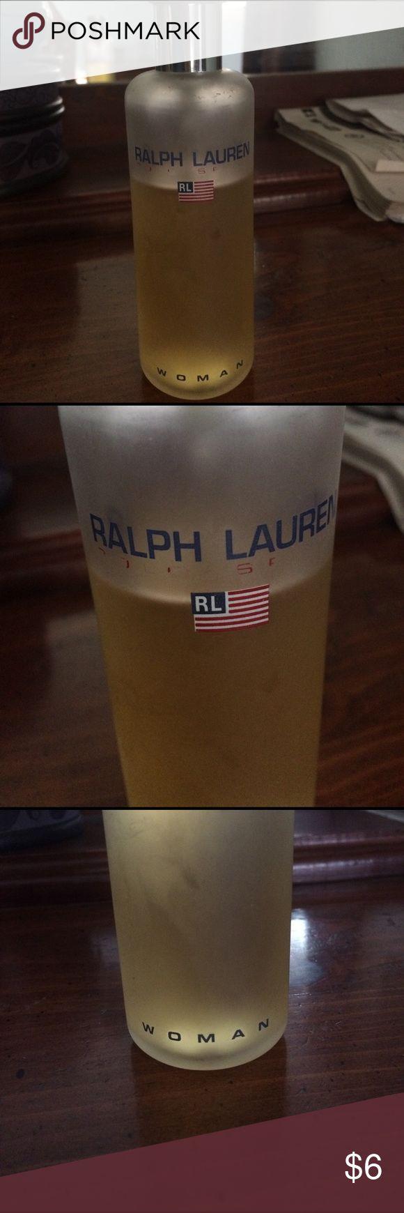 Ralph Lauren perfume Polo Sport womans perfume, 5.1oz , this bottle is alittle more than 3/4 full. Ralph Lauren Accessories