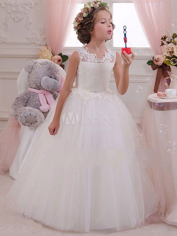 556 best Flower Girl Dresses images on Pinterest   Blumen ...