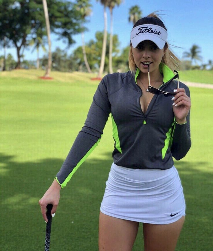 Pin By James F On Golf Babes  Sexy, Girls Golf, Ladies Golf-3363