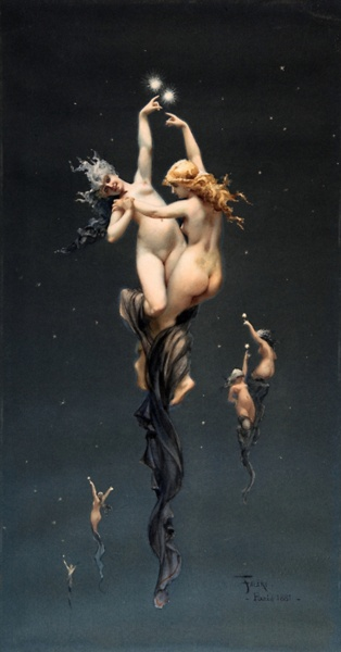 Luis Ricardo Falero - The Twin Stars