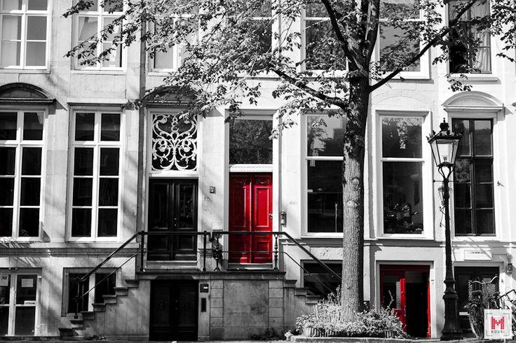 Red Doors!