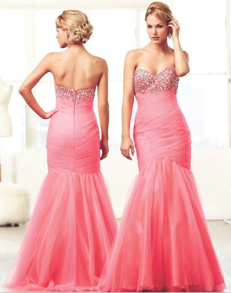 Mejores 5673 imágenes de Dresses en Pinterest | Vestidos para fiesta ...