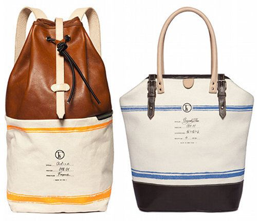 Nautical Bags from FleabagsCanvas Bags, All Canvas, Chesapeake Bay