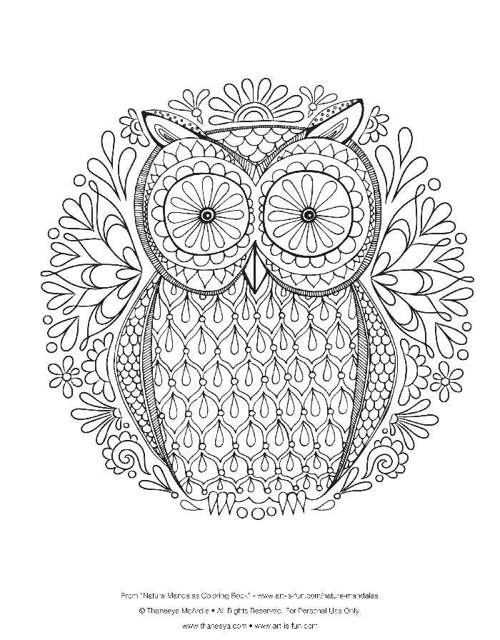 19 best coloriage images on pinterest mandalas coloring books