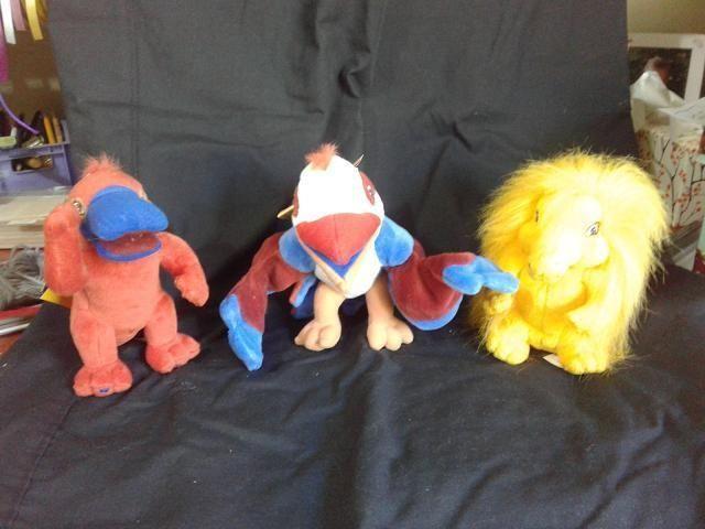 3 x Sydney 2000 Olympics Official Mascot Plush Toy Teddy , Olly , Syd , Millie  | eBay
