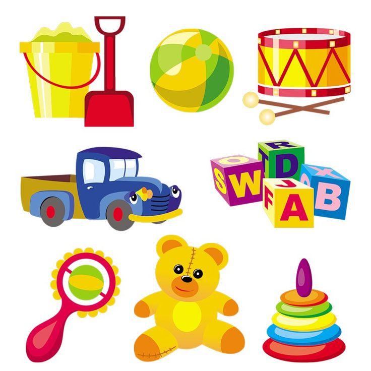 Годовщине, картинка игрушки для детского сада