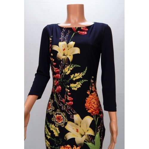 28 163696-Trish Dress by Ribkoff