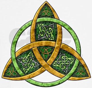 celtic art trinity