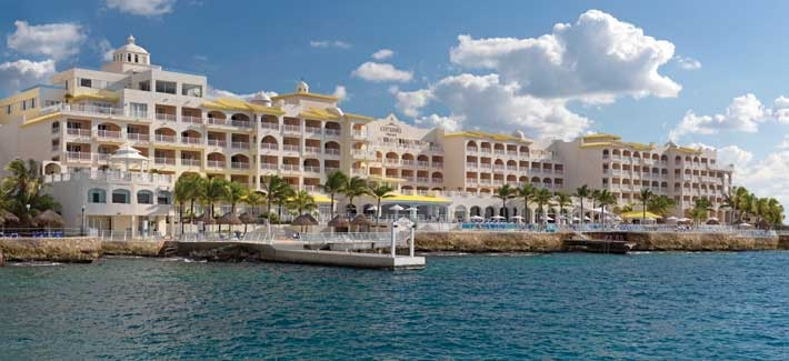 Book A 5 Night Stay At The Cozumel Palace In Mexico With