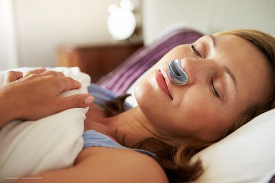 Introducing the world's first hoseless, cordless, maskless, battery-powered CPAP device. — Airing