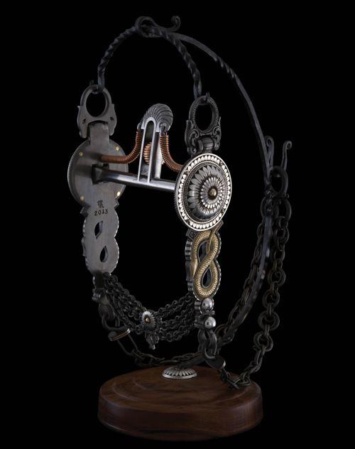 2013 Traditional Cowboy Arts Association > Ernie Marsh
