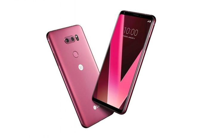 LG lanzará una versión en color rosa de su 'smartphone' LG V30, pensada para San Valentín  ||  El fabricante surcoreano LG ha anunciado una nueva versión de su buque insignia, el 'smartphone' LG V30, que cuenta con un diseño exterior en color rosa y... http://www.europapress.es/portaltic/gadgets/noticia-lg-lanzara-version-color-rosa-smartphone-lg-v30-pensada-san-valentin-20180103104341.html?utm_campaign=crowdfire&utm_content=crowdfire&utm_medium=social&utm_source=pinterest