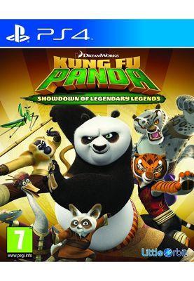 Little Orbit Kung Fu Panda: Showdown of Legendary Legends (PS4,Pegi 7,Action)- Buy Little Orbit Kung Fu Panda: Showdown of Legendary Legends (PS4,Pegi 7,Action) online at lowest price in Saudi Arabia (KSA) - Wadi.com