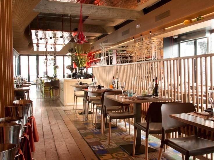 53 best images about rincones cucos para picotear en madrid on pinterest - La cocina de san anton madrid ...