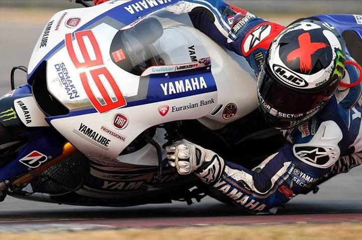 Lorenzo MotoGP 2014 Testing Sepang