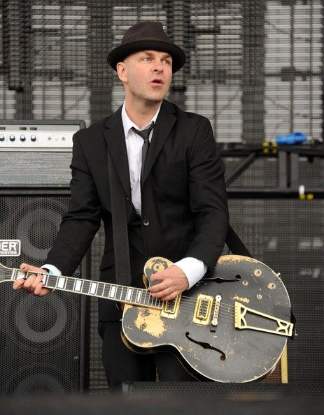 Tim Armstrong Musician Tim Armstrong performs onstage during day 1 of the 2012 Coachella Valley Music & Arts Festival at the Empire Polo Field on April 13, 2012 in Indio, California.