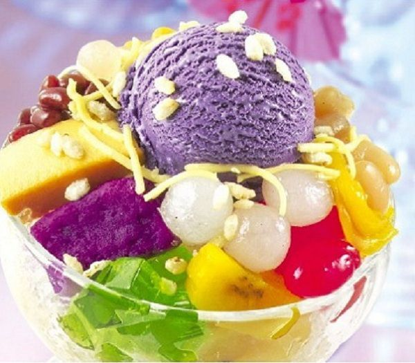 An All Time Favorite Filipino Dessert Halo Halo Is A Traditional Filipino Dess Karla Valle An All Time Favori Halo Halo Recipe Filipino Desserts Food