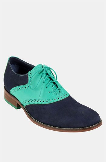 Cole Haan Air Colton Saddle Oxford | Nordstrom