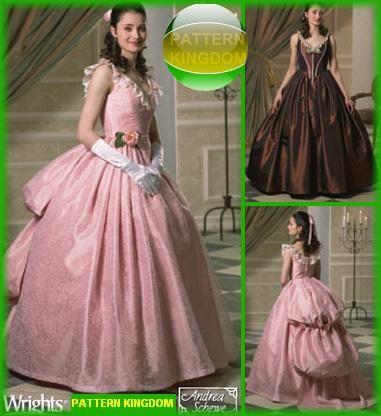 Phantom of the Opera Costume Patterns