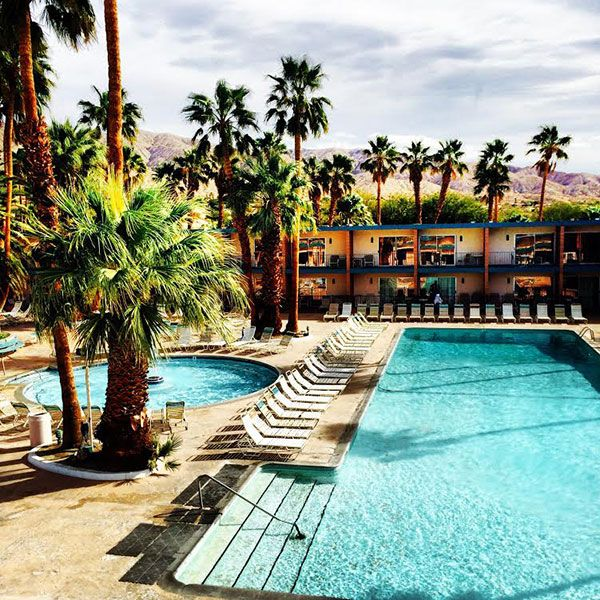 Desert Hot Springs Spa Hotel Is One Of The Many Boutique Hotels That Stayful Has Partnered With In Palm You Can Now Find And Save On