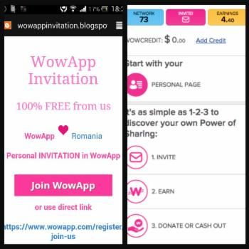 Join me for free on WowApp to earn, share and make a difference! #health #beauty #style