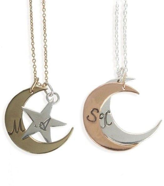 Catbird 'You Are My Moon and Stars' Neckace