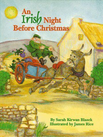 Irish Night Before Christmas, An (The Night Before Christmas Series)
