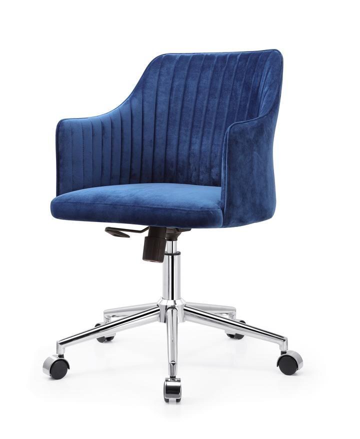 M64 Office Chair In Velvet Meelano Office Chair Modern Office