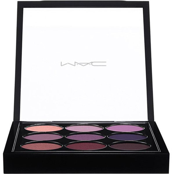 Mac Pre-filled eyes eyeshadow palette x9 ($30) ❤ liked on Polyvore featuring beauty products, makeup, eye makeup, eyeshadow, mac cosmetics eyeshadow, palette eyeshadow and mac cosmetics