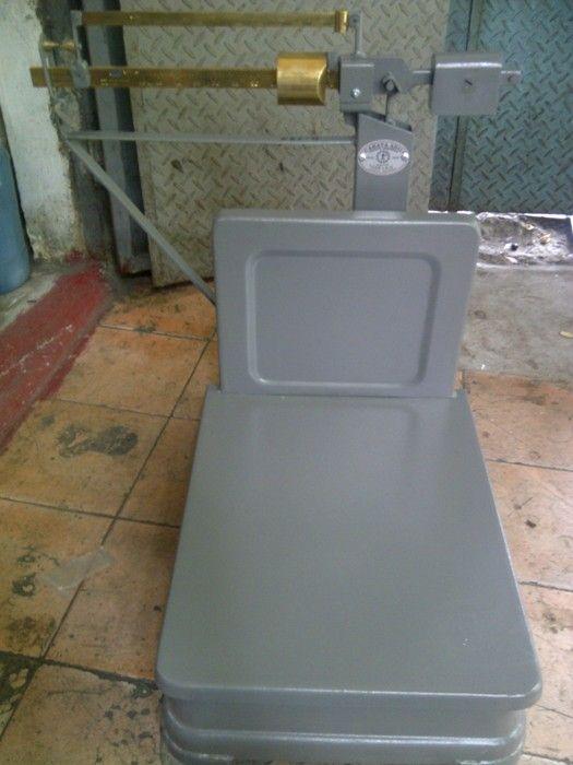 Harga Timbangan Duduk Cahaya Adil  Type Tbi 50kg Platform 30cm x 40 cm Harga.... . .