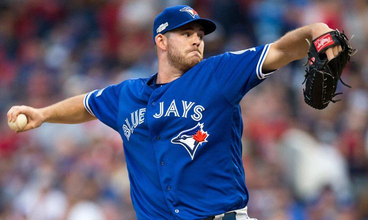 Pleskoff Scouting Report: Joe Biagini = The San Francisco Giants selected Biagini in the 26th round of the 2011 First-Year Player Draft. He was chosen out of the University of California at Davis. In December 2015 the Toronto Blue Jays selected Biagini off the Giants roster in the Rule 5 Draft. Biagini has a complete repertoire of pitches that he uses effectively out of the Toronto Blue Jays bullpen. Everything begins with…..