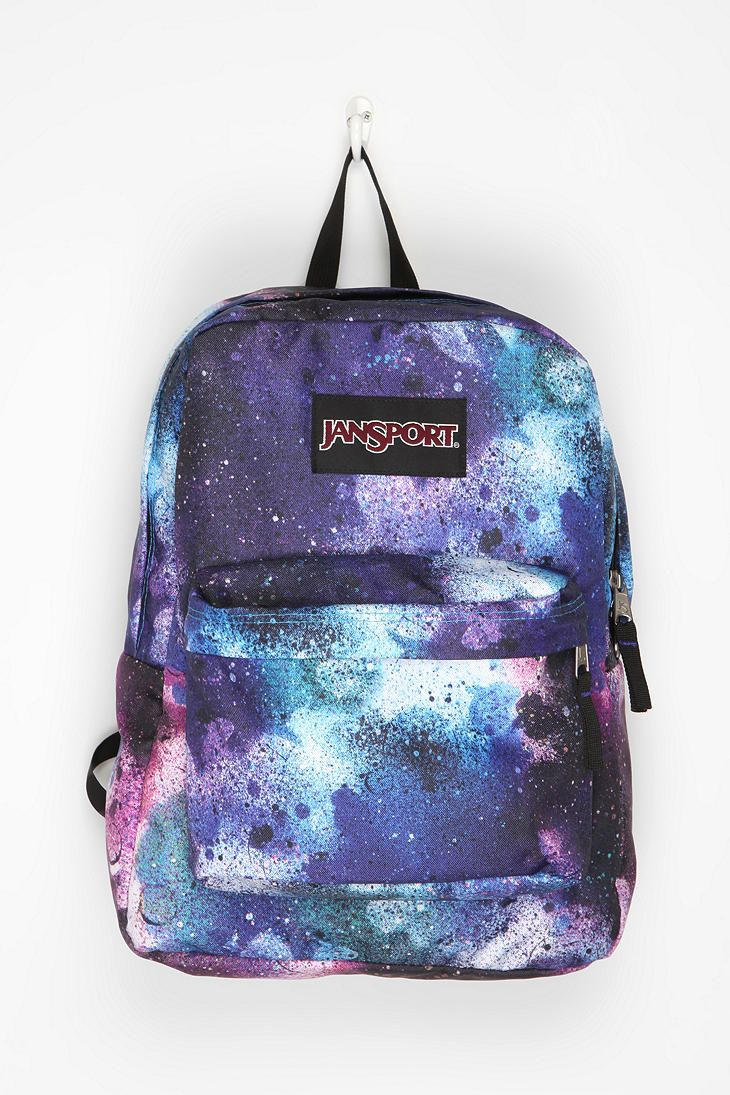 Jansport Celestial Backpack - $48.00:  I've used Jansport backpacks for as long as I can remember and this print is just beautiful! Maybe I'll get this for the up coming semester.