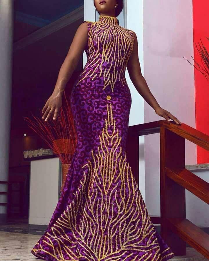 Elegant Billford Wedding In 2019 African Fashion Fashion