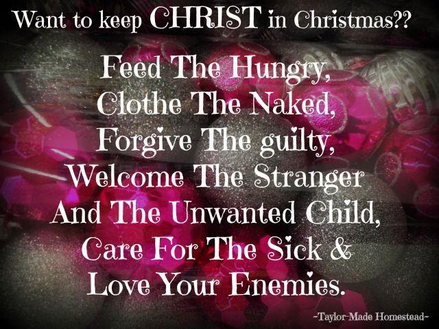 281 best Christ Centered Christmas images on Pinterest | Christmas ...